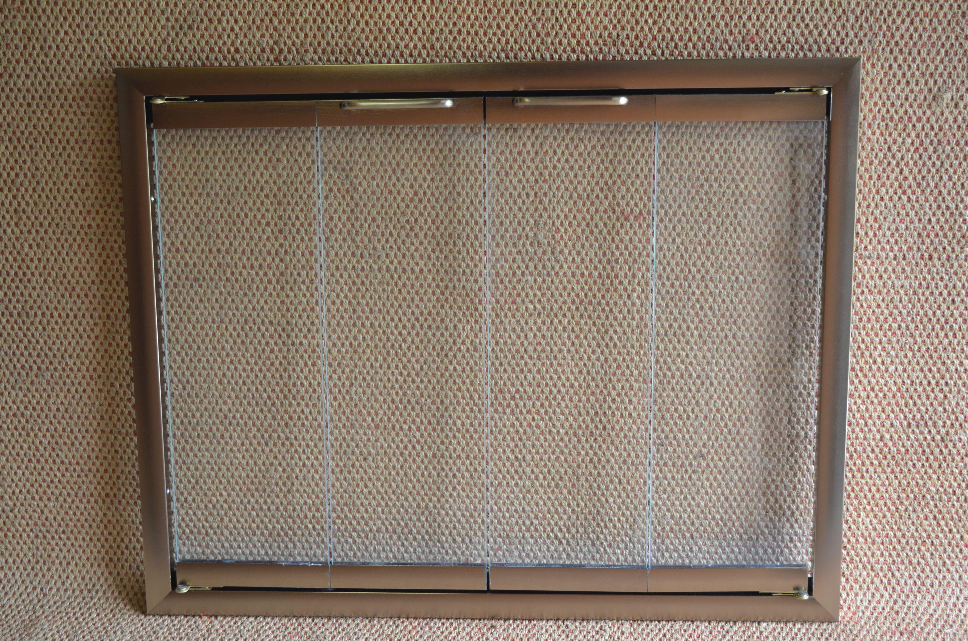Replacement Doors Zero Clearance Fireplace Replacement Doors