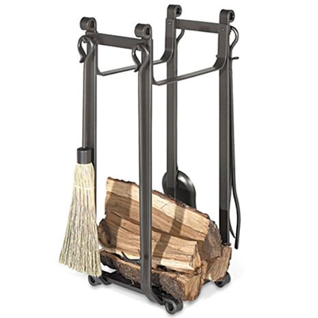 Wood Holder w/ tools