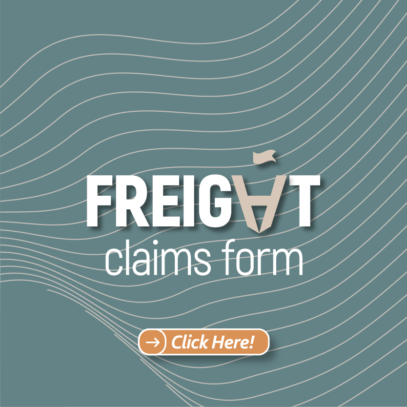 Freight claims policy