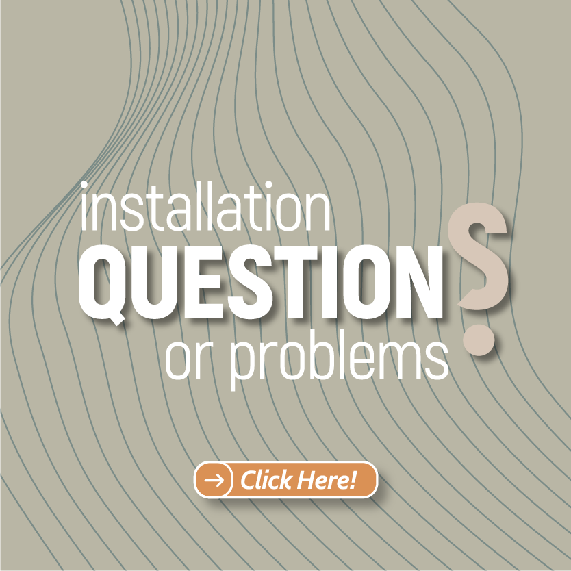 Having installation problems or have questions? Click here!