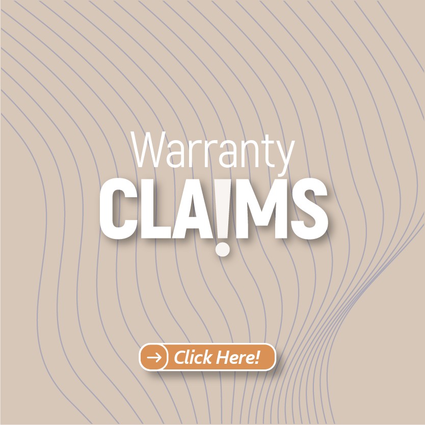 Have a warranty claim? Click here!