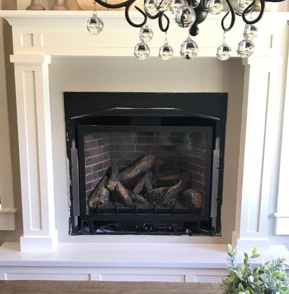 Replacing The Glass In My Direct Vent Gas Fireplace