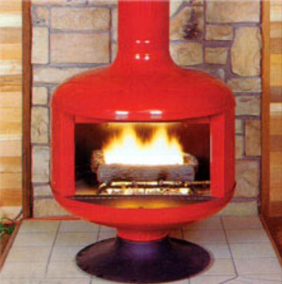 Malm Gas Fireplace