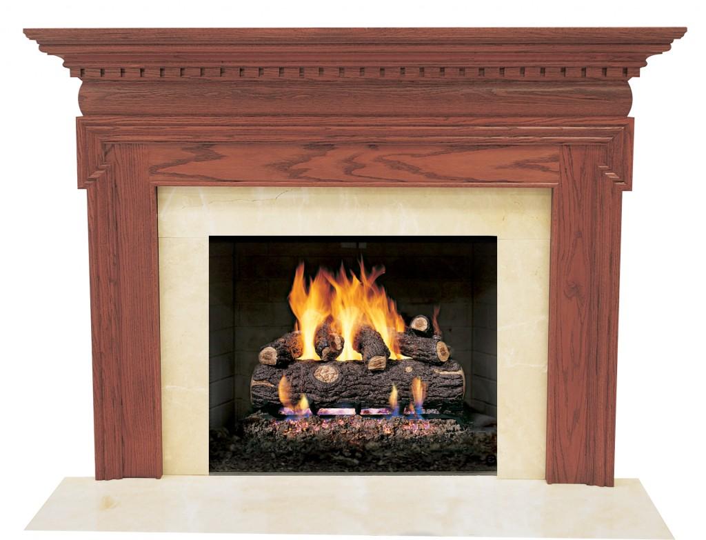 Belcourt Fireplace Mantel