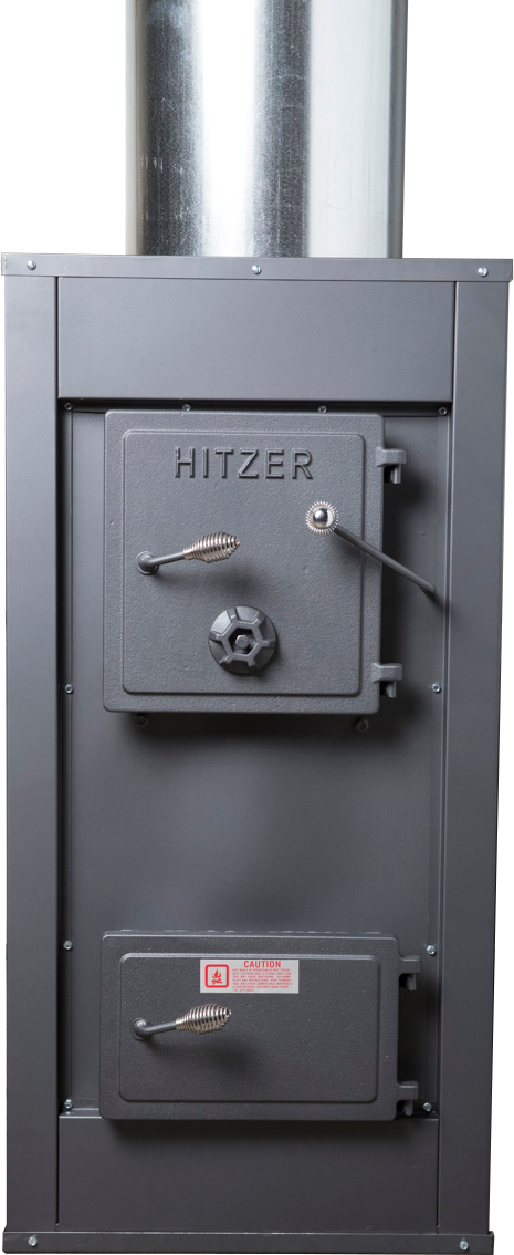 Hitzer Model 55 Coal Furnace