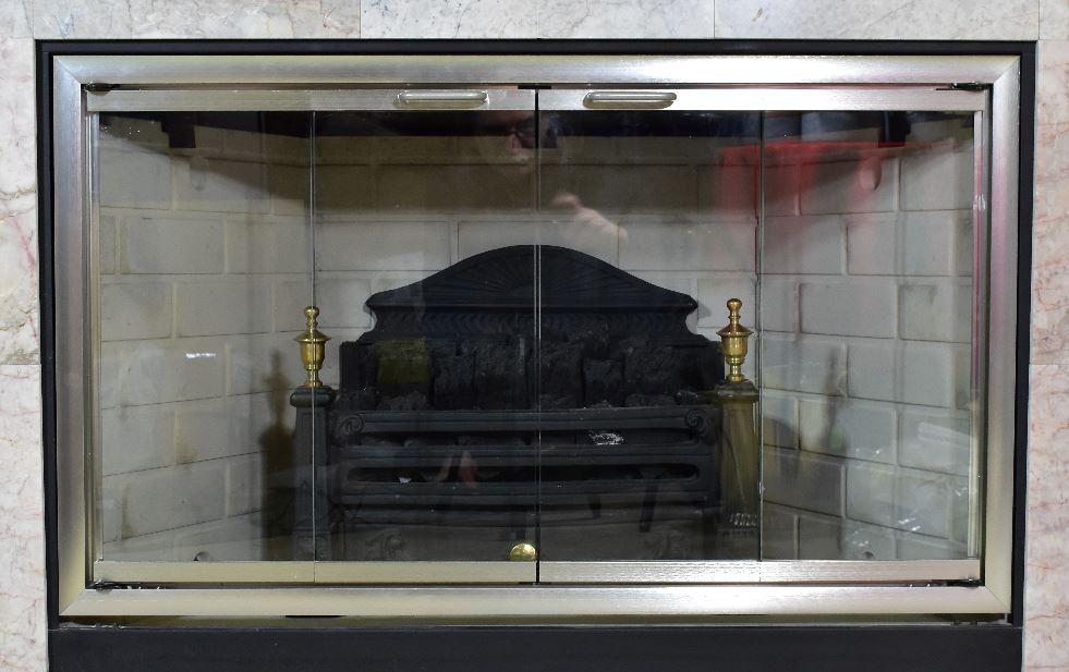 Moonlyte Zero Clearance Inside Fit Prefab Door