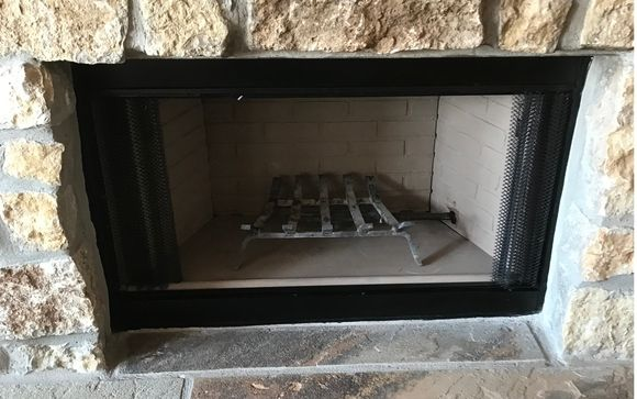 Prefab Firebox Display