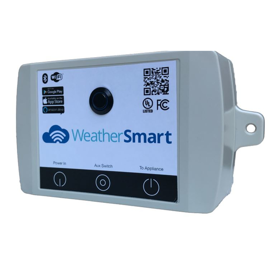 Smart Fireplace Remote