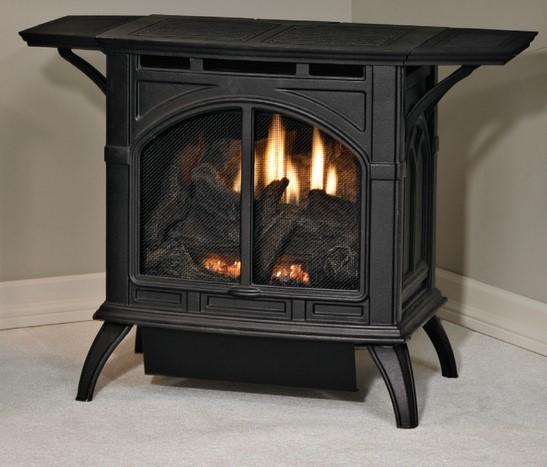 Heritage Direct Vent Gas Stove