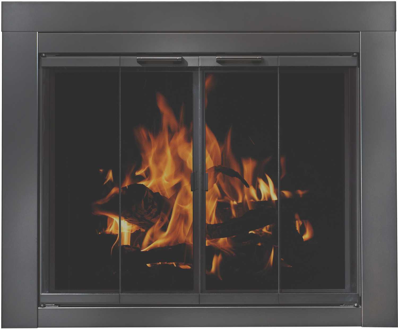 Ardmore Masonry Fireplace Door