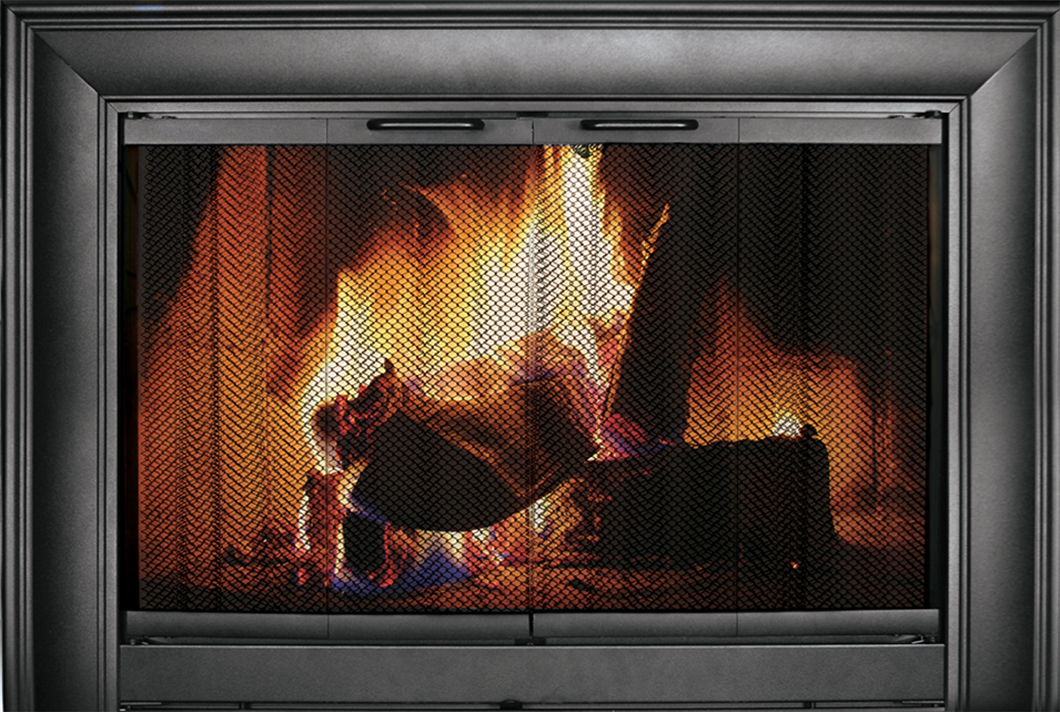 Celebrity Masonry Fireplace Door
