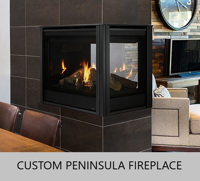 Peninsula Fireplace Quote Form