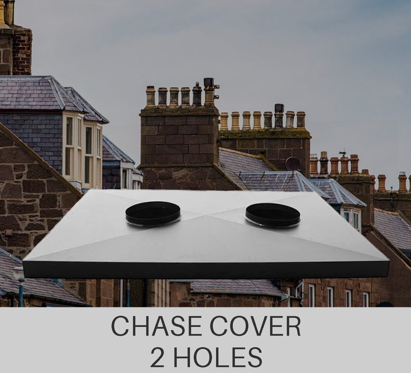Custom Chase Cover 2 Holes