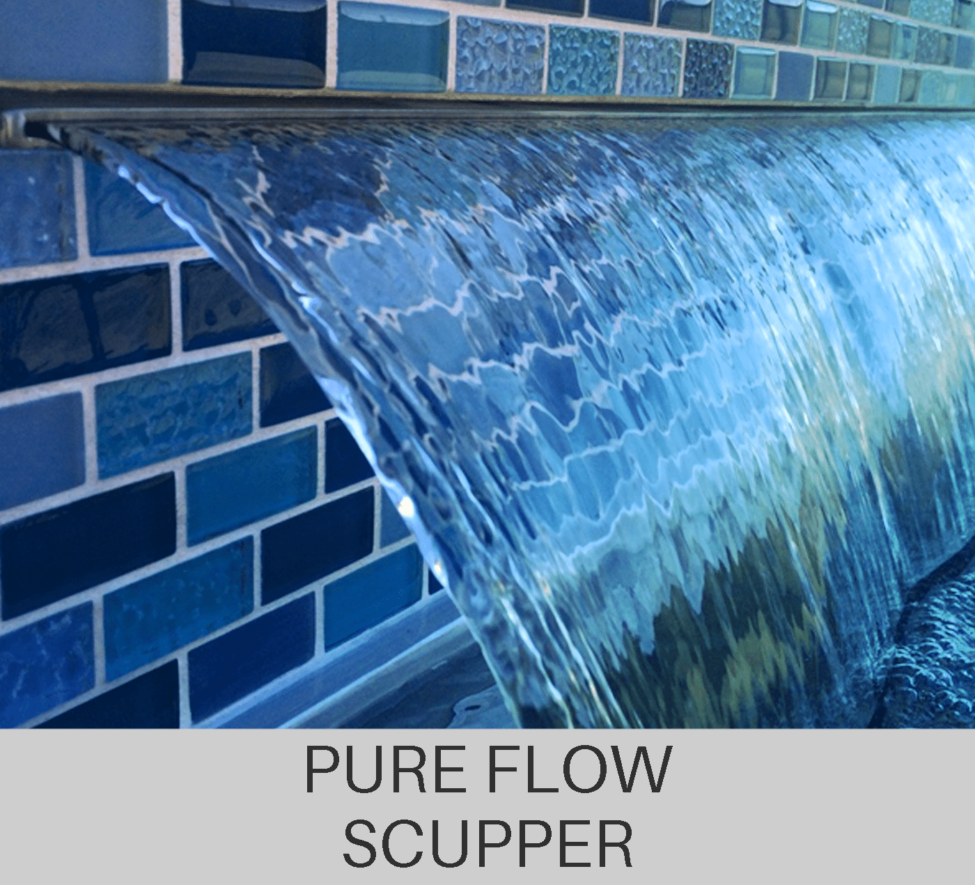 Custom Pure Flow Scupper