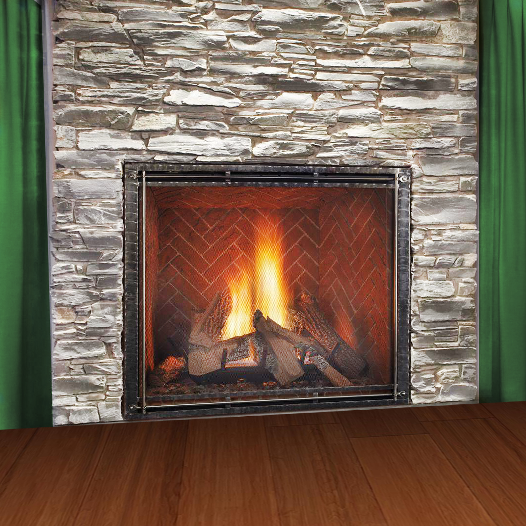 masonry vs zero clearance fireplace