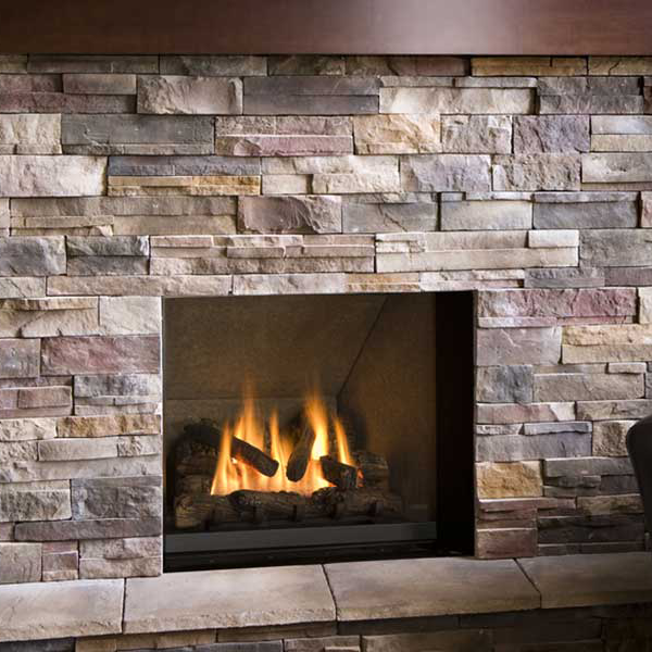 Zero Clearance Fireplace Glass Doors