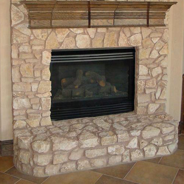 Is this a pre-fab fireplace or a masonry fireplace?