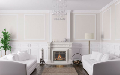 Fireplace doors for architects and contractors