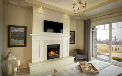 Fireplaces for architects and contractors