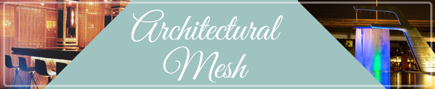 Welcome the Architectural Mesh on Fireplace Doors Online!
