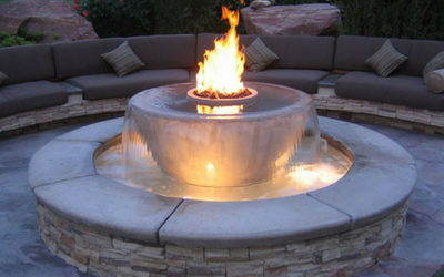 360 Fire and Water Features
