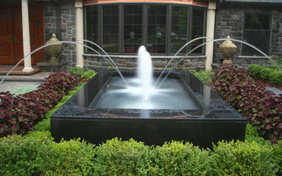 We'll help you bring together that custom water feature with our fountain pumps