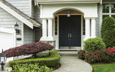 Light up pathways, parking areas, entryways, and more with outdoor lighting!