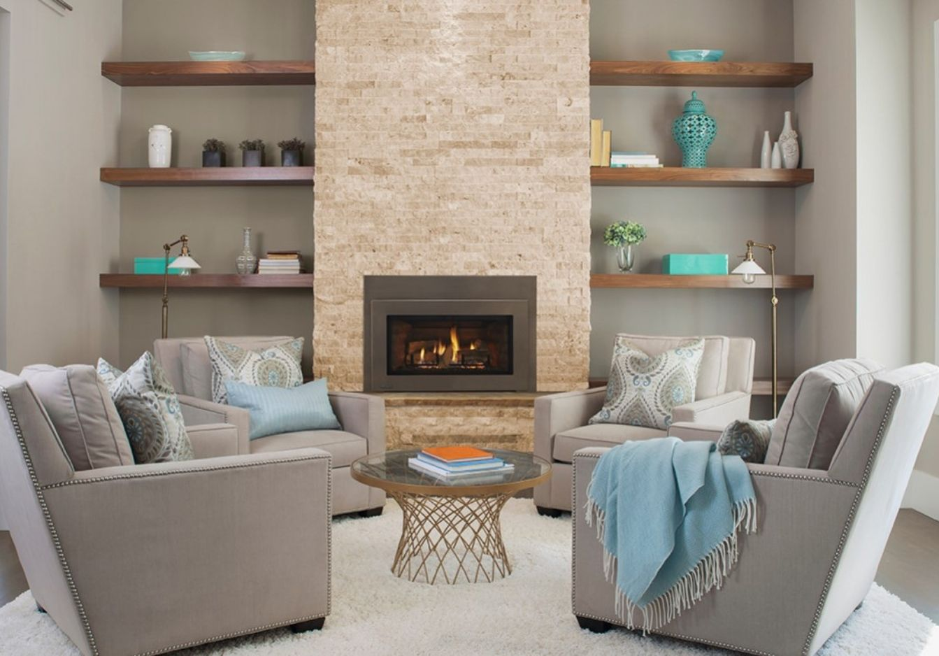 Our collection of gas fireplace inserts on Fireplace Doors Online