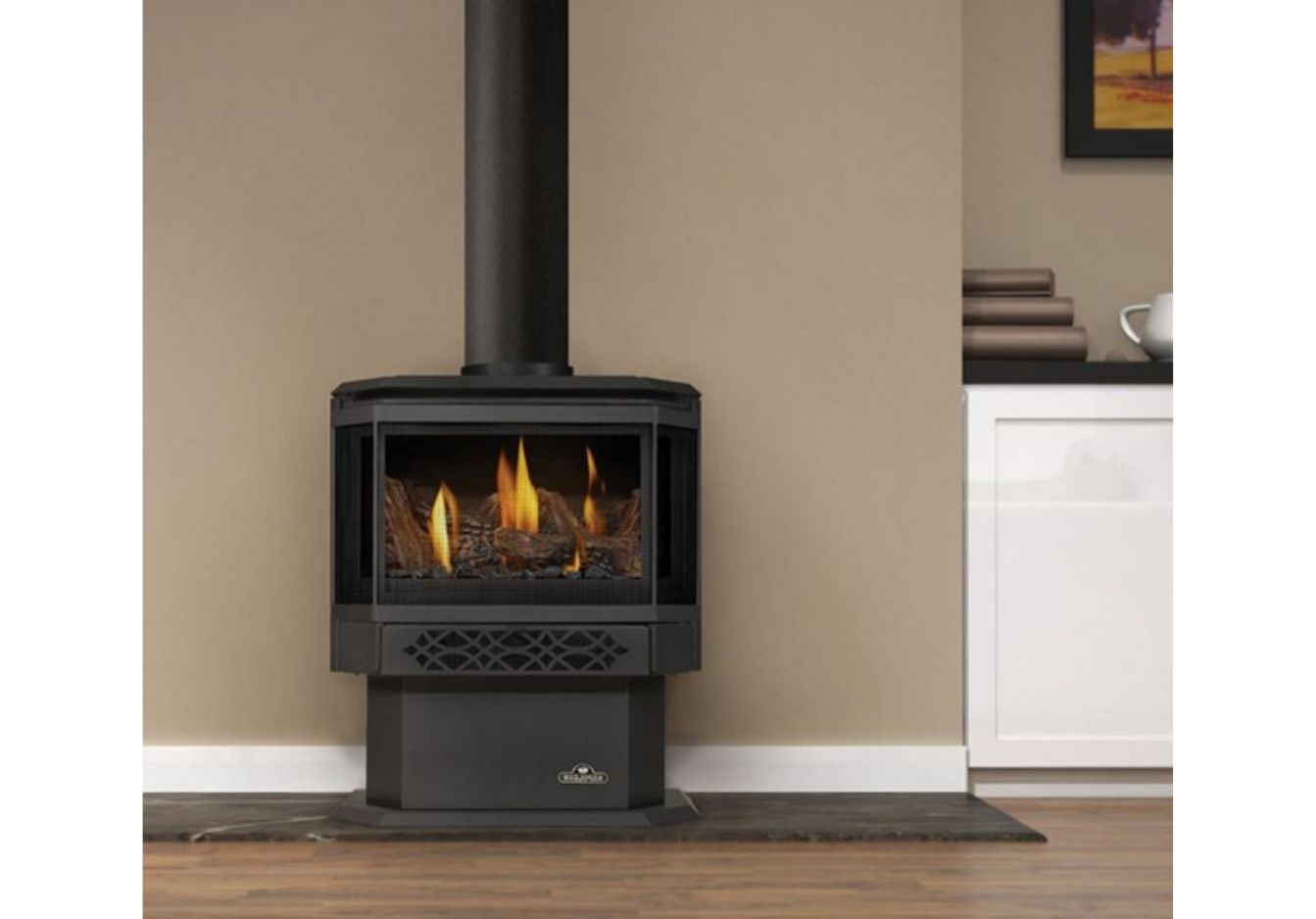 Our collection of Gas Stoves on Fireplace Doors Online