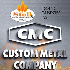 Stoll doing business as Custom Metal Company Fireplace Doors Owners Manuals PDF