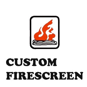 Custom Firescreen Inc. Fireplace Doors Owners Manuals PDF