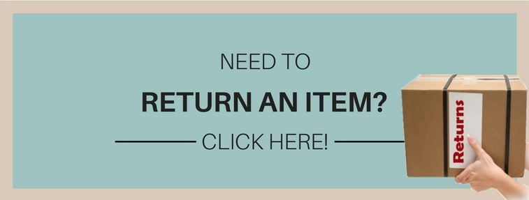 Need to return an item? Click here!