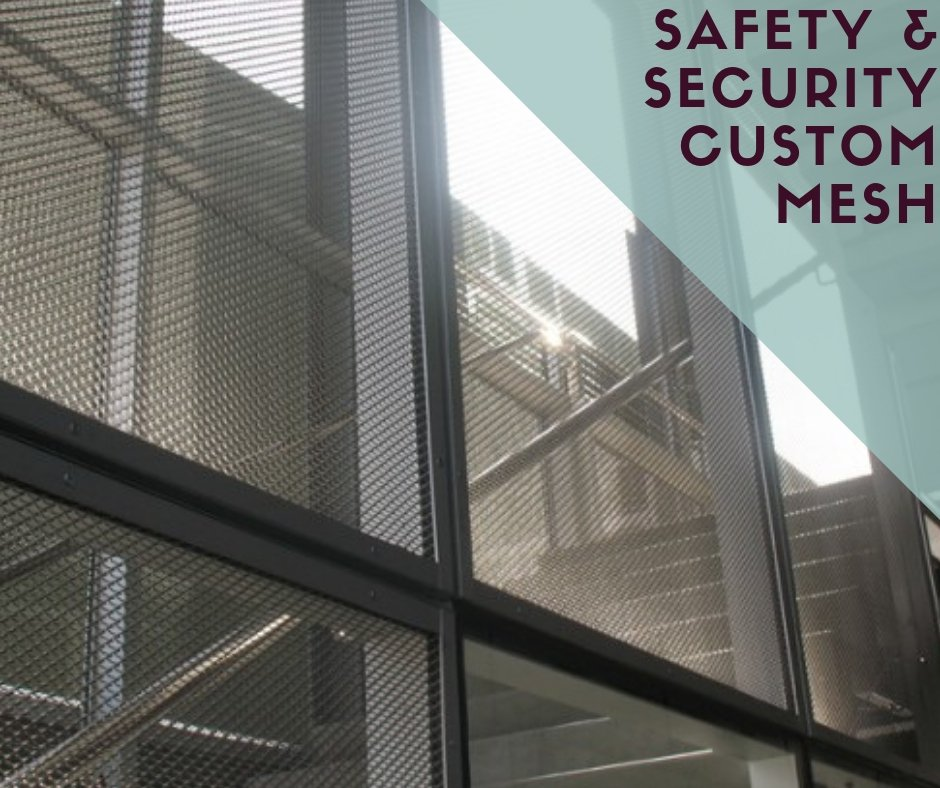 Safety Mesh and Security Screens