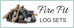 Fire Pit Log Sets