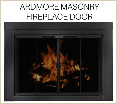 Ardmomre door for masonry fireplaces - buy now!