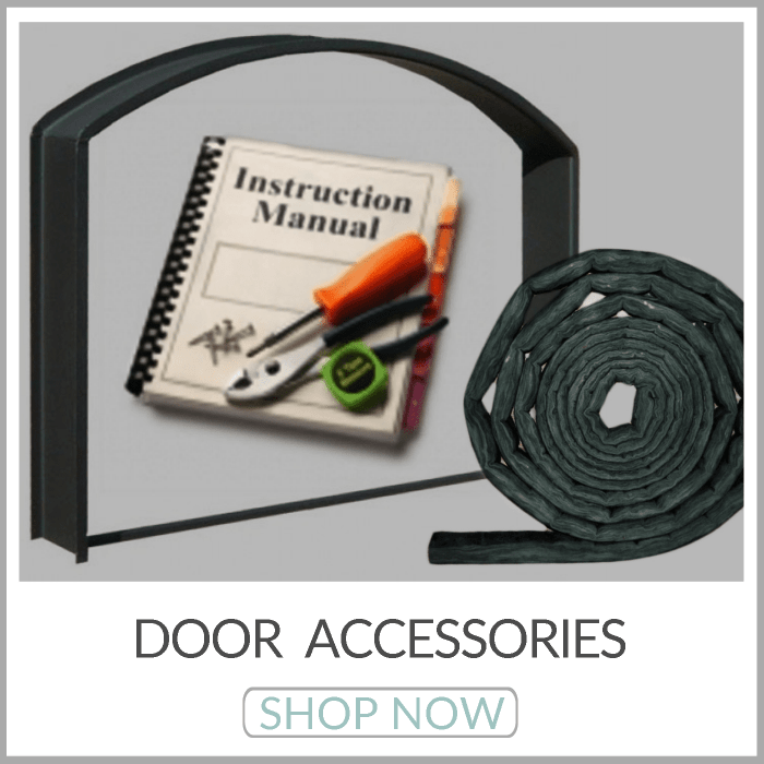 Fireplace Door Accessories