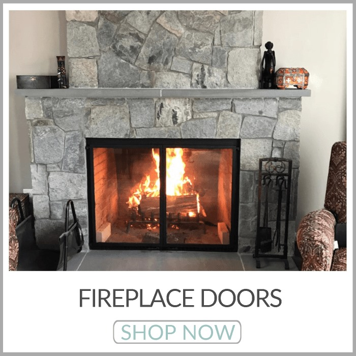 Fireplace Doors | Masonry Fireplace Doors | Prefab Fireplace Doors