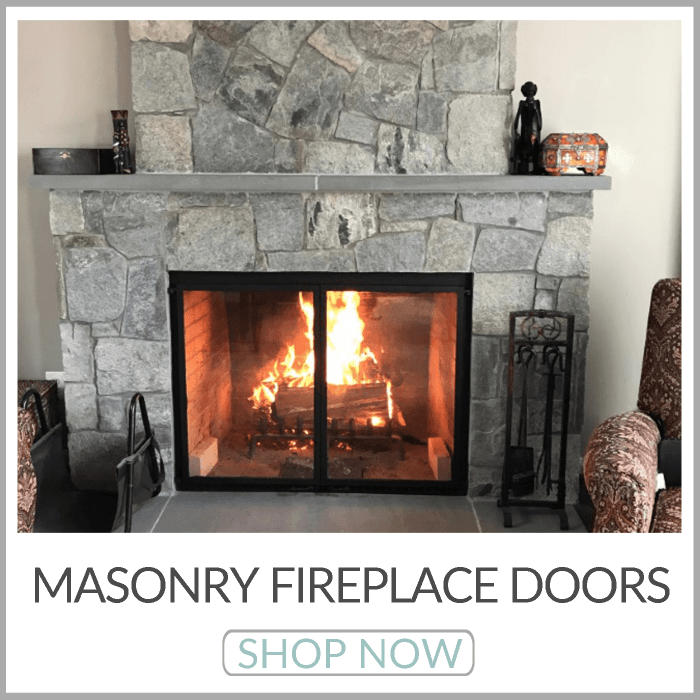 Doors For Masonry Fireplaces