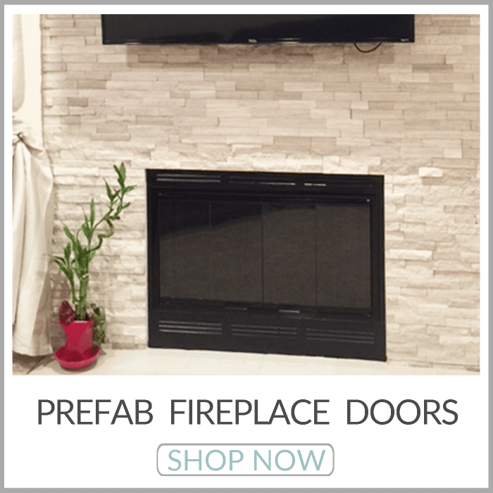 Doors For Factory Built Fireplaces