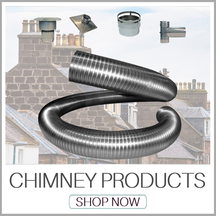 Chimney Products | Direct Vent Pipe | Chimney Liner | Fireplace Soot Remover | Chimney Chase Covers