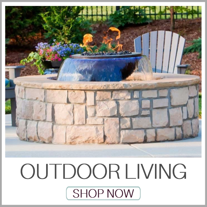 Outdoor Living | Fire Bowls | Fire and Water Bowls | Outdoor Fireplaces | Fire Pits | Fire Pit Burners | Fire Tables | Fire Glass | Lava Rock | All Weather Electronic Ignition Systems | Fire Pit Log Sets