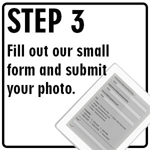 Step three - just fill out our form and we'll give you a quote!