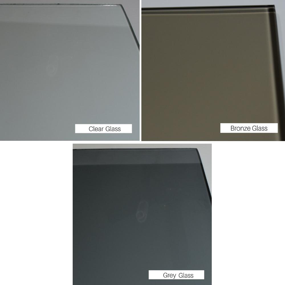 Stainless Steel Door Glass Tints