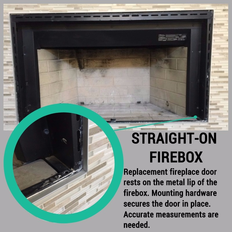 Straight-On Firebox