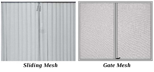 Choose your mesh type