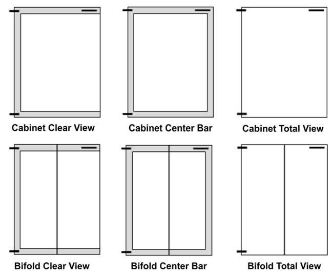 Door Type For Zion Fireplace Doors