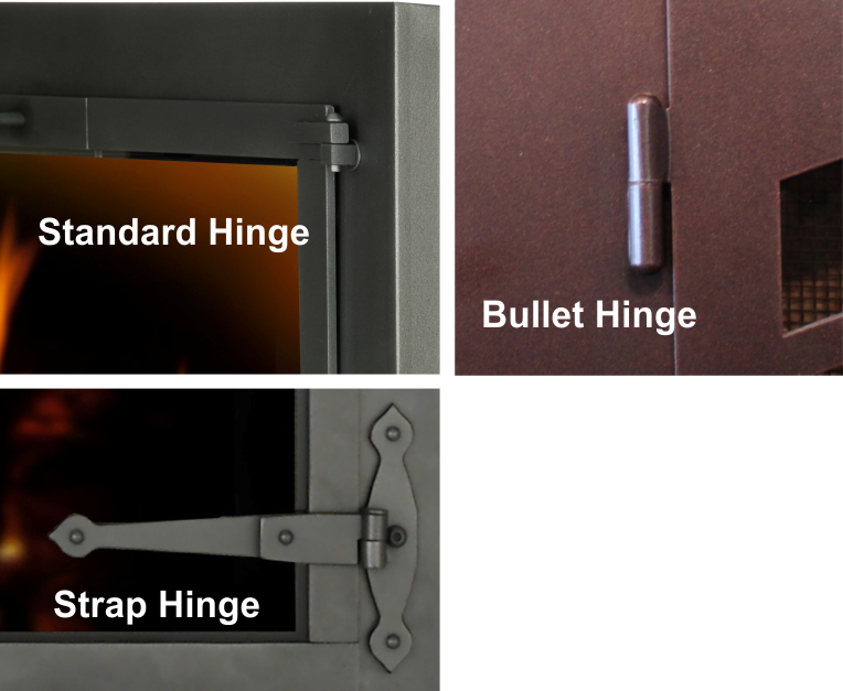 What hinges would you like?
