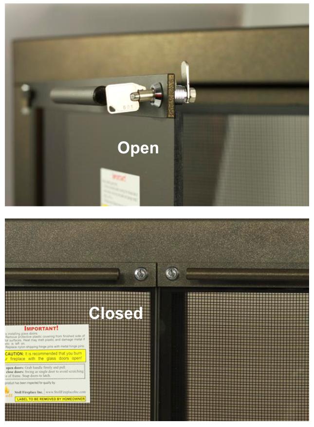 Key Lock Option
