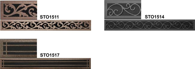 Choose a design for your transom