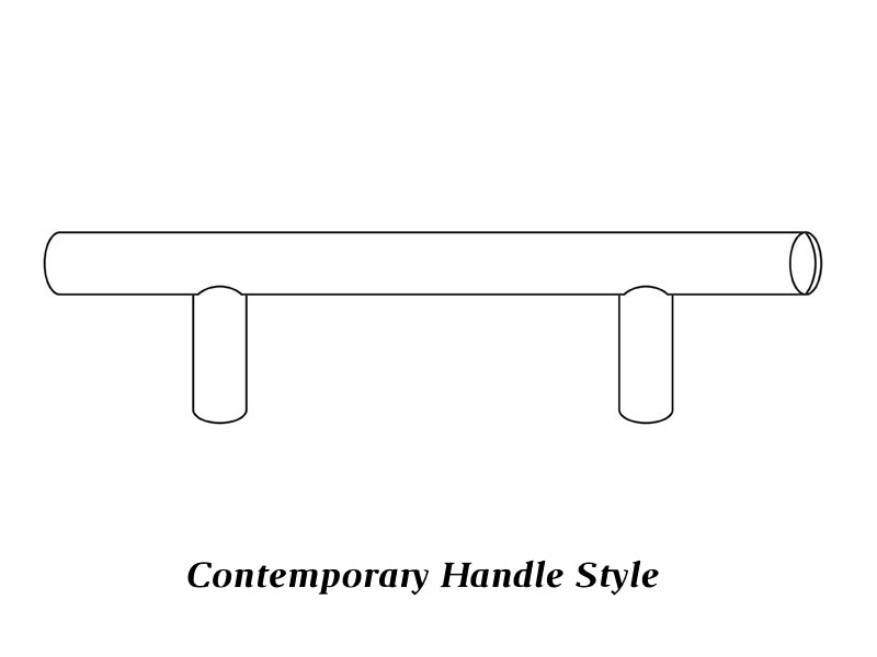 Contemporary Handle Style